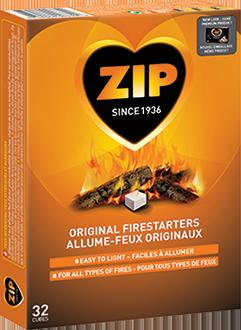 ZIP™ Original Firestarters