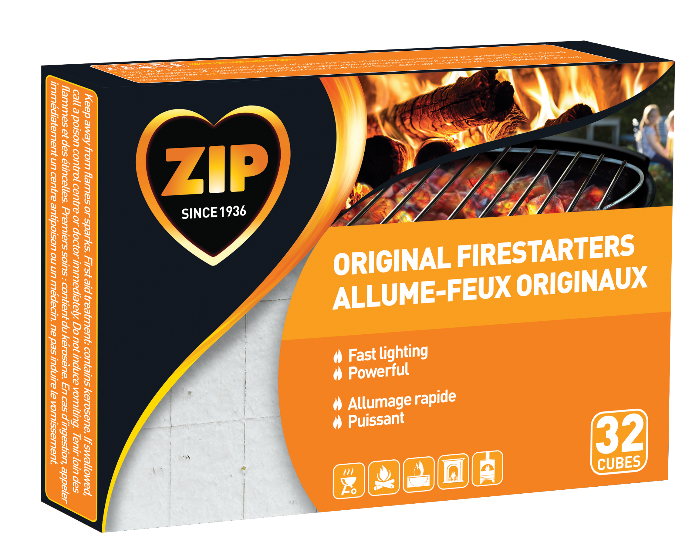 Zip Original Firestarters