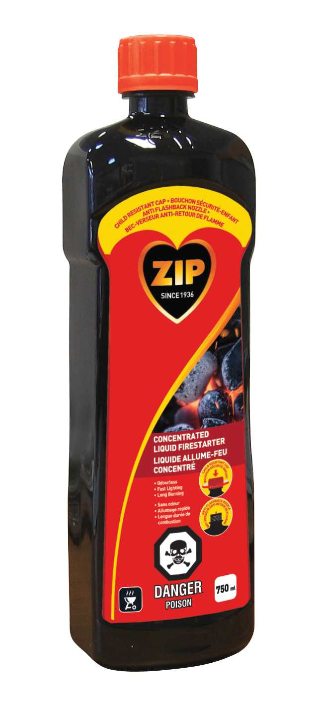 Zip Concentrated Liquid Firestarter